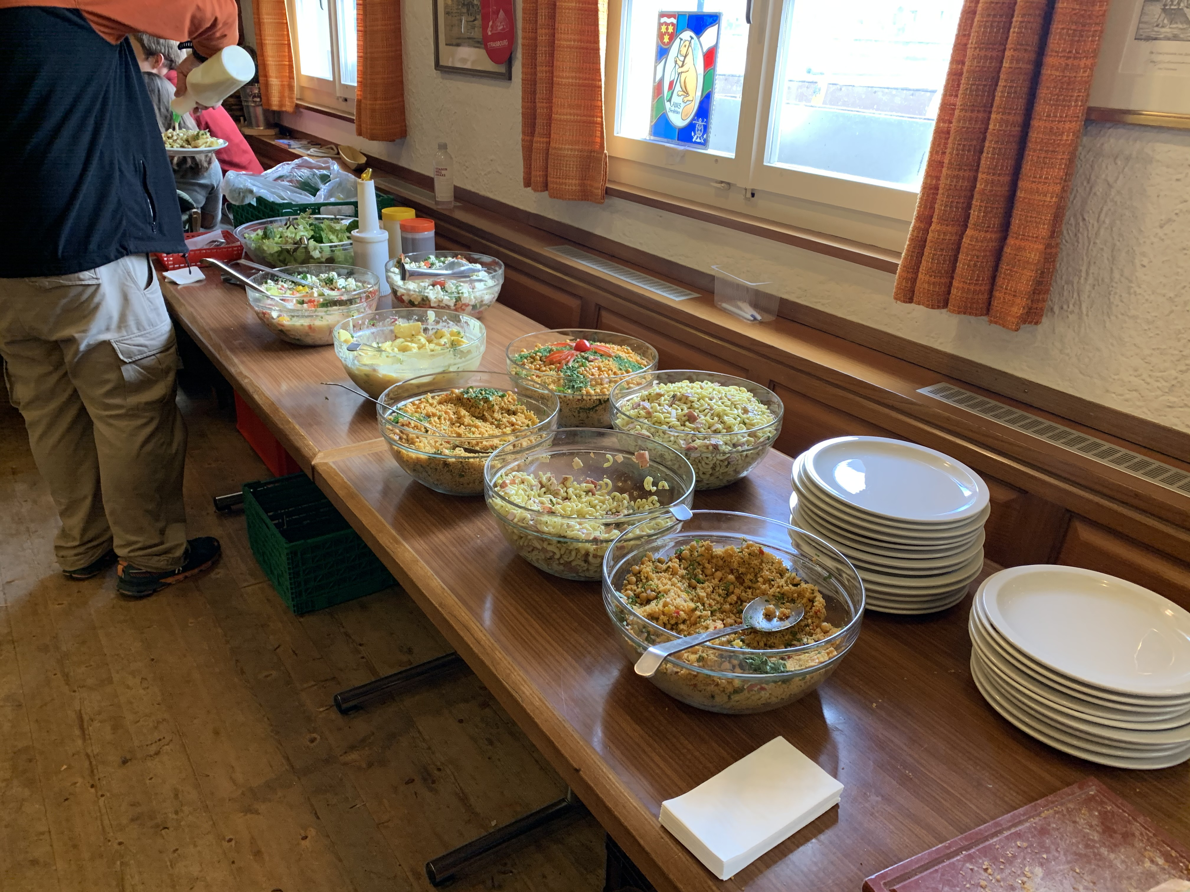 Limmat Club Buffet